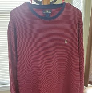 POLO RALPH LAUREN MEN'S KNIT SZ XL